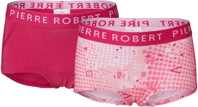 Pierre Robert Young Hipster 2-pack, Pink