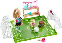Barbie Dreamhouse Adventures Nukke Chelsea Soccer