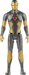 Marvel Avengers Titan Hero Figuuri Iron Man Black And Gold