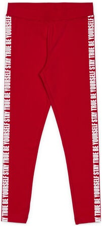 Luca & Lola Nora Leggingsit, Red