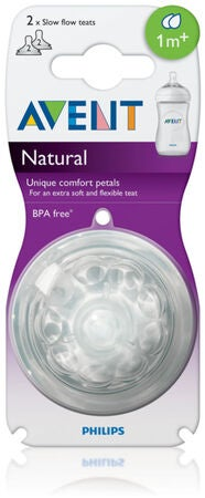 Philips Avent Natural Pullotutti, +1kk, 2kpl