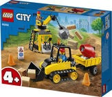LEGO City Great Vehicles 60252 Raivaustraktori