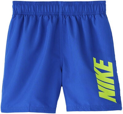 Nike Swim 4 -Inch Volley Uimahousut, Hyper Royal