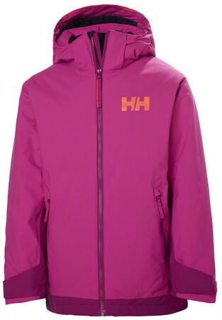 Helly Hansen Hillside Talvitakki, Dragon Fruit