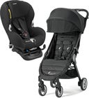 Baby Jogger City Tour Lastenrattaat, Onyx + Maxi-Cosi Mobi XP Turvaistuin, Night Black