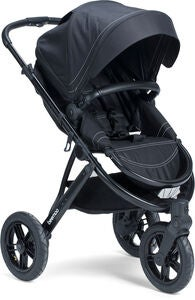 Beemoo Urban Air Lastenrattaat, Black