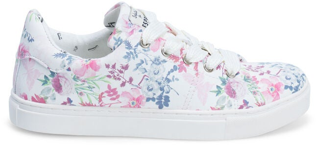 ESPRIT Filou Flower Sneaker, Off White