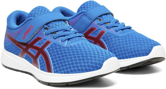 Asics Patriot 11 PS Lenkkarit, Electric Blue/PSeed Red