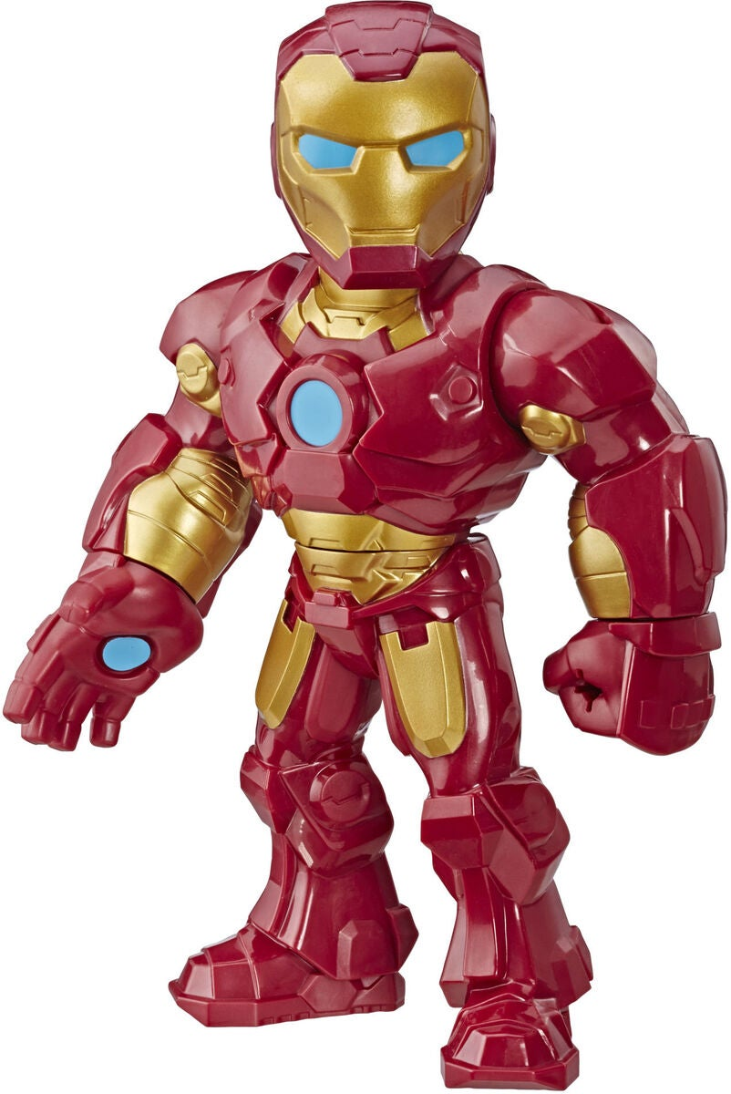 Marvel Super Hero Adventures Mega Mighties Hahmo Iron Man