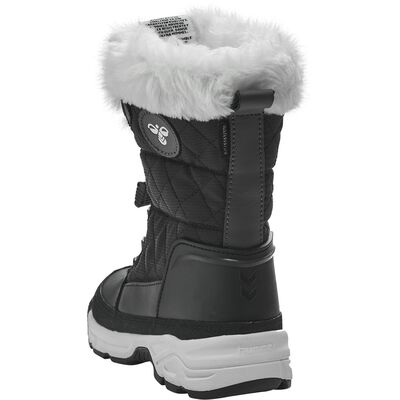 Hummel Snowboot Jr Talvisaappaat, Black