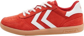 Hummel Victory Suede Jr Tennarit, Poinsettia