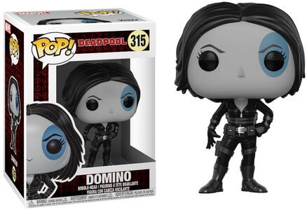 POP! Marvel Deadpool Parody Keräilyhahmo Domino
