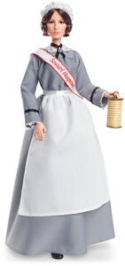 Barbie Inspiring Women Nukke Florence Nightingale