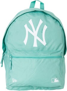 New Era MLB NYY Reppu 16L, Mint/White