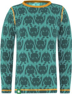 Vossatassar Monsterull Paita, Green
