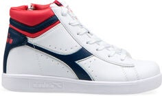 Diadora Game P High GS Tennarit, Blue/PoinSettitia