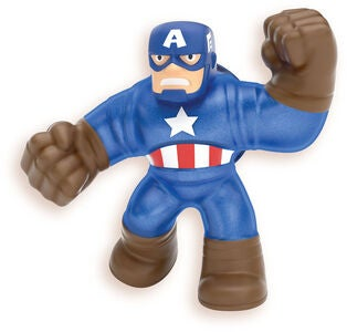 Goo Jit Zu Marvel Super Heroes Captain America