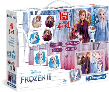 Disney Frozen 2 Pelisetti 4-in-1