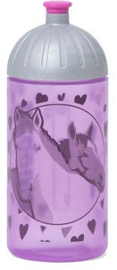Ergobag Pink Hearts Juomapullo, Purple