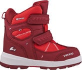 Viking Toasty II GTX Talvikengät, Dark Red/Red