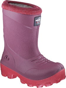 Viking Frost Fighter Talvisaappaat, Wine/Dark Pink