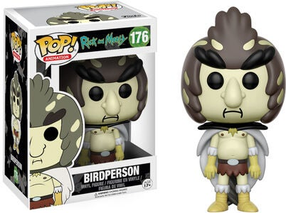POP! Rick And Morty Keräilyhahmo Bird Person