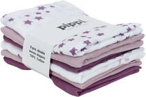 Pippi Musliniliina 6-pack, Violet Ice