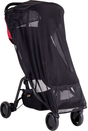 Mountain Buggy Nano Aurinko- & Sadesuoja