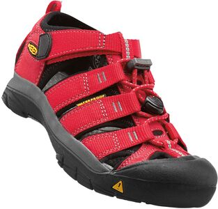 KEEN Newport H2 Little Kids Sandaalit, Ribbon Red/Gargoyle