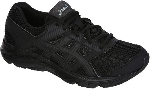 Asics Contend 5 GS Lenkkarit, Black/Black