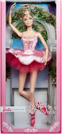 Barbie Signature Nukke Baletti