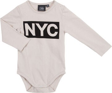 Petit by Sofie Schnoor NYC Body, Light Grey