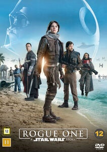 Star Wars Rogue One A Star Wars Story DVD
