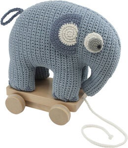 Sebra Fanto the Elephant Vetolelu, Powder Blue