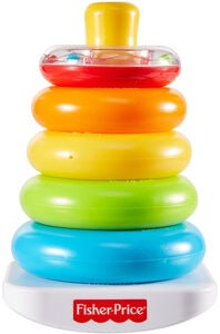 Fisher-Price Rock-A-Stack Refresh Rengastorni