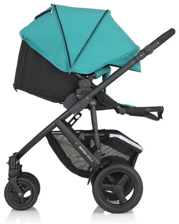 Britax Smile 2 Lastenrattaat, Steel Grey