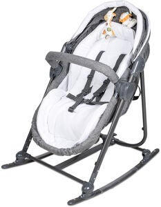 Beemoo 3 in 1 Sitteri, Grey