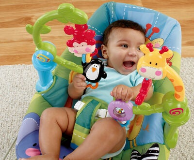 Fisher Price Time Bouncer Babysitteri