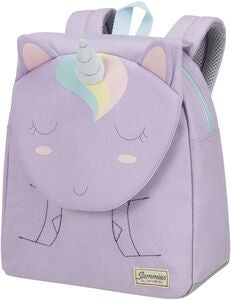Samsonite Unicorn Lilly Reppu, Violetti