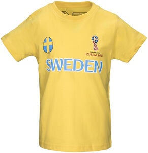 FIFA World Cup 2018 Sweden T-paita