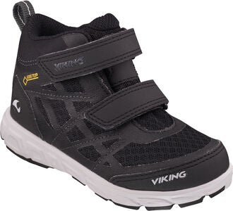 Viking Veme Vel Mid GTX Lenkkarit, Black/Charcoal