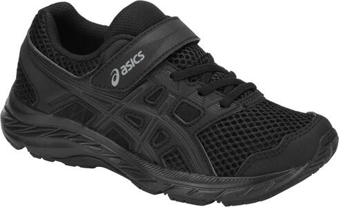 Asics Contend 5 PS Lenkkarit, Black/Black