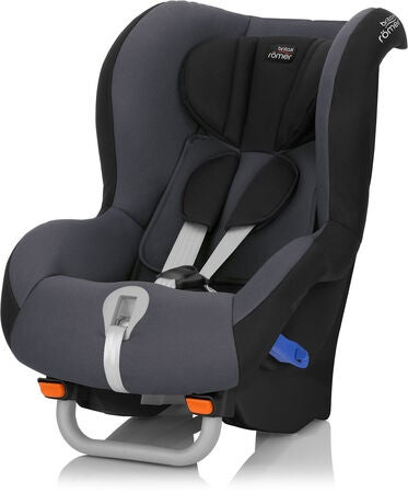 Britax Römer MAX-WAY Black Series Turvaistuin, Storm Grey