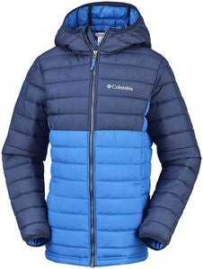 Columbia Powder Lite Takki, SuperBlue/Collegiate Navy