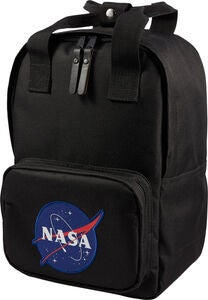 NASA Reppu 7,5 L, Black
