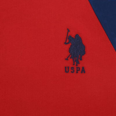 U.S. Polo Assn. USA T-Paita, Deep Red