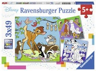 Ravensburger Disney Friends Palapelit