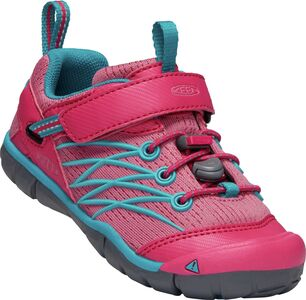 KEEN Chandler CNX Tots Lenkkarit, Bright Pink/Lake Green