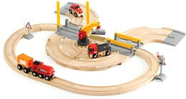 BRIO World 33208 Rail & Road Nosturi Ratasetti