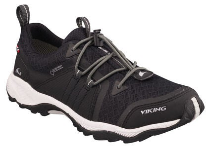 Viking Exterminator Kengät GORE-TEX, Black/Grey